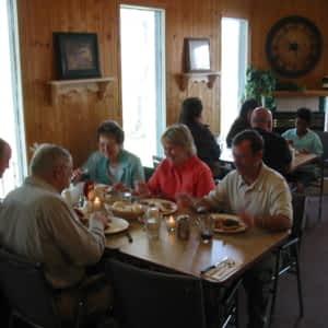 Riverview Lodge Inc - Whiteshell Provincial Pk, Seven