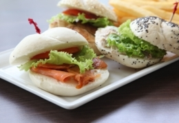 Grea Yorkville places with artisan sandwiches