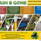 Trash B Gone - Bulky, Commercial & Industrial Waste Removal