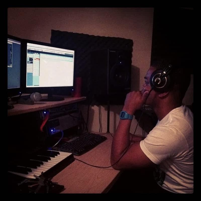 photo Jeovah Jire Recording Production