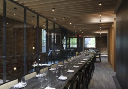Vancouver restaurants with private dining rooms