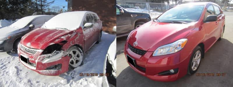 Car Body Work Repair Shop  Accident Repairs  Romford