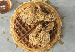 Heading South: Vancouver restaurants for chicken and waffles