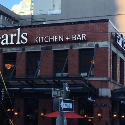 Earls - Restaurants - 604-688-5954