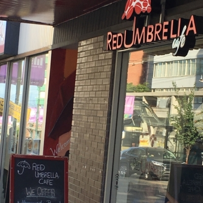 Red Umbrella Cafe - Fish & Chips