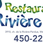 Restaurant De La Rivière Perdue - Rotisseries & Chicken Restaurants - 450-226-6333