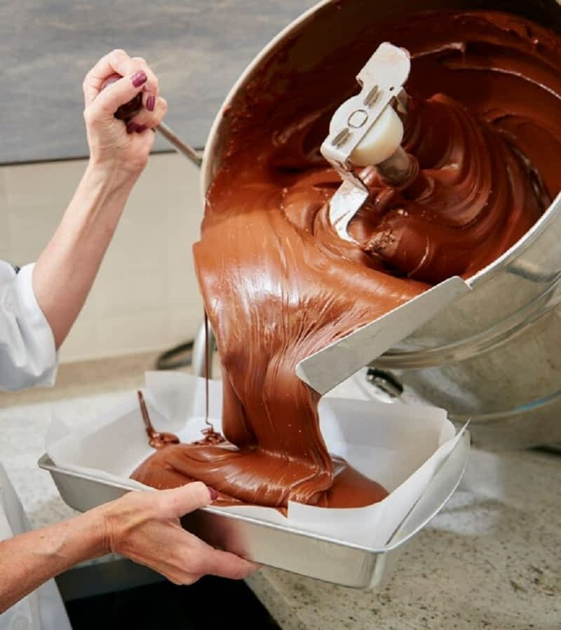 photo Chocolat on James