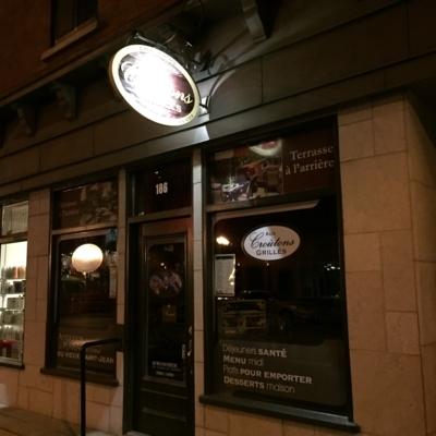 Aux Croutons Grillés - American Restaurants - 450-358-4033