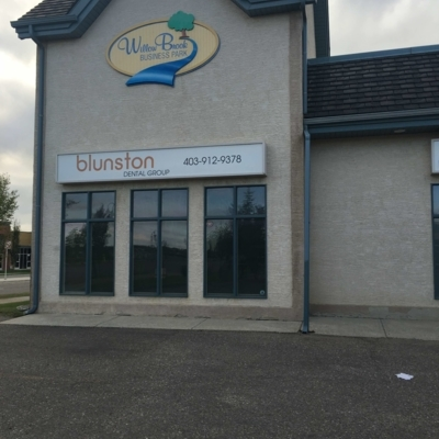 View Blunston Dental Group's Airdrie profile