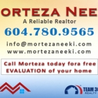 Morteza Neeki - A Reliable Realtor - Real Estate Brokers & Sales Representatives - 604-780-9565