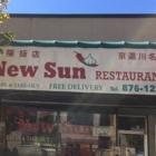 New Sun Restaurant - Plats à emporter - 604-876-1277