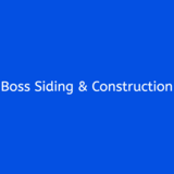 Voir le profil de Boss Siding - White Rock