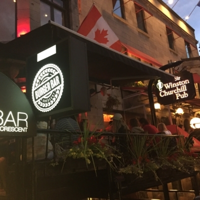 BurgerBar Crescent - American Restaurants