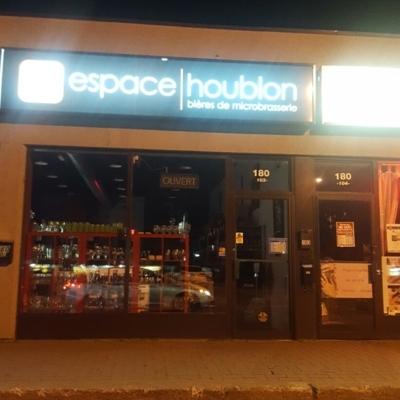 Espace Houblon Inc - Épiceries fines - 450-983-7122