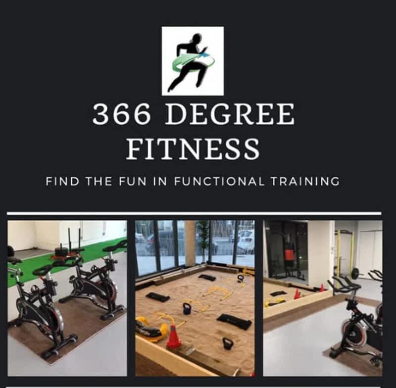 photo 366 Degree Fitness Inc