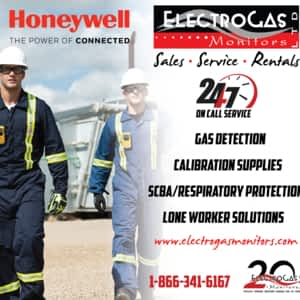 Electrogas Monitors Ltd - Opening Hours - 1-7961 49 Ave, Red