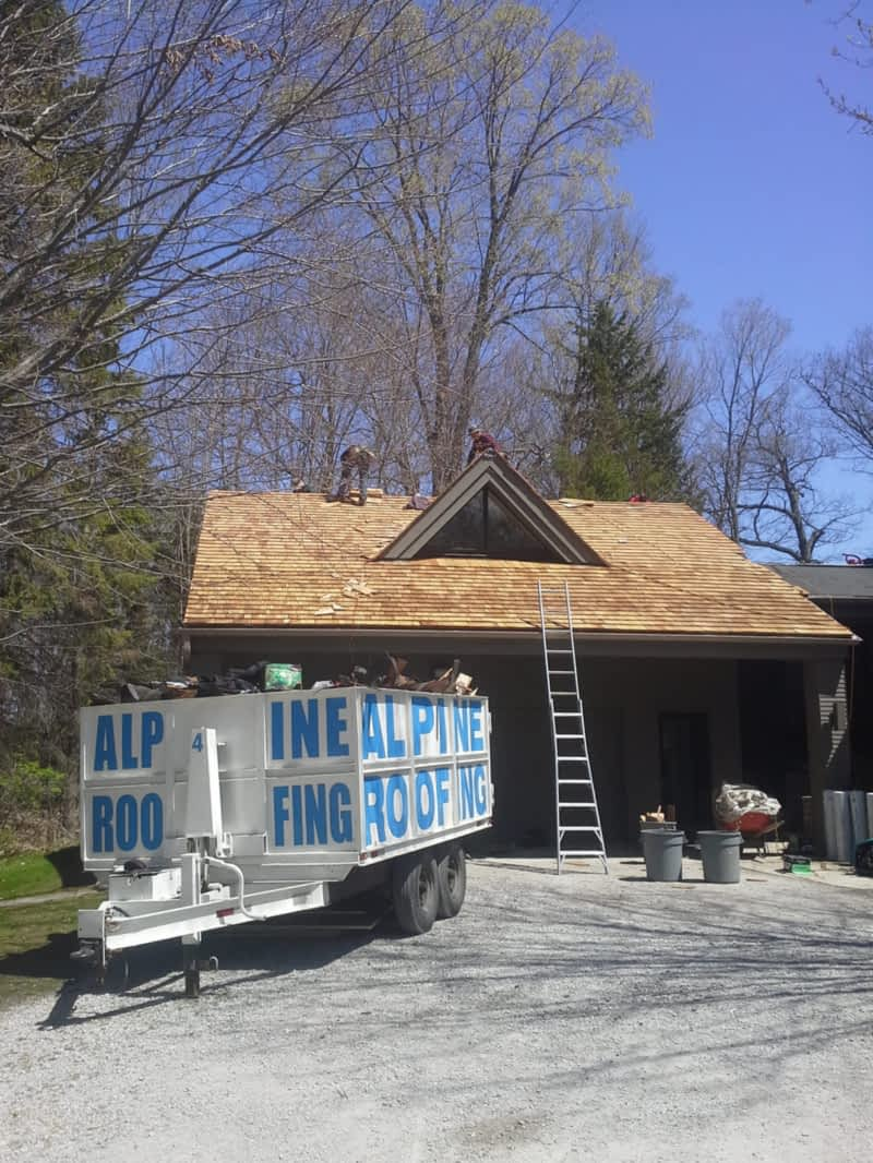 photo Alpine Roofing