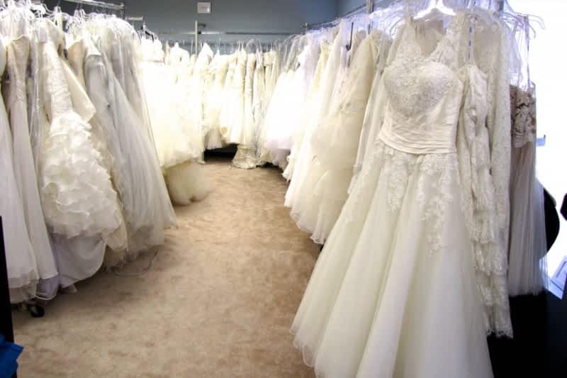 Photo Urban Bride Delivered Consignment Boutique