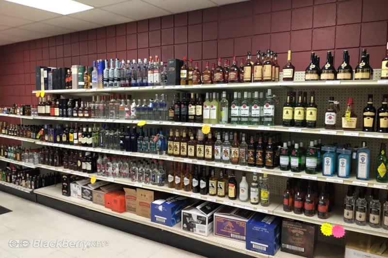 photo DC Liquor Store