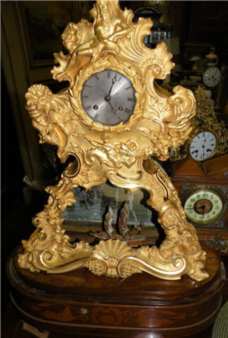photo Antique Clocks & More