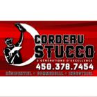 Cordeau Stucco Inc - Plâtriers