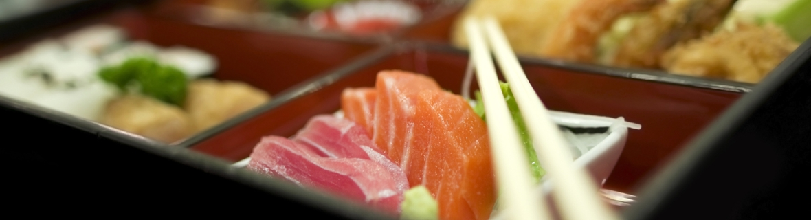 Discover the best bento box lunches in Calgary