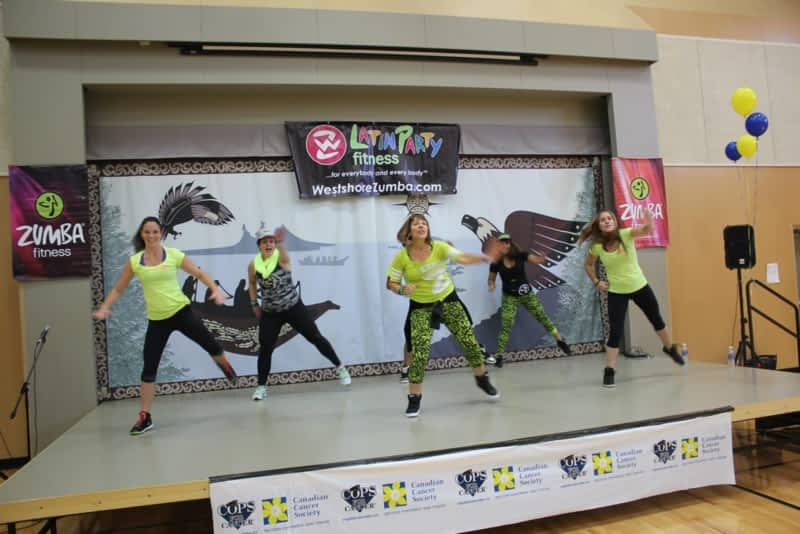 photo WZ Latin Party Fitness
