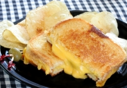 Melt into some mouth-watering grilled cheese in Ottawa