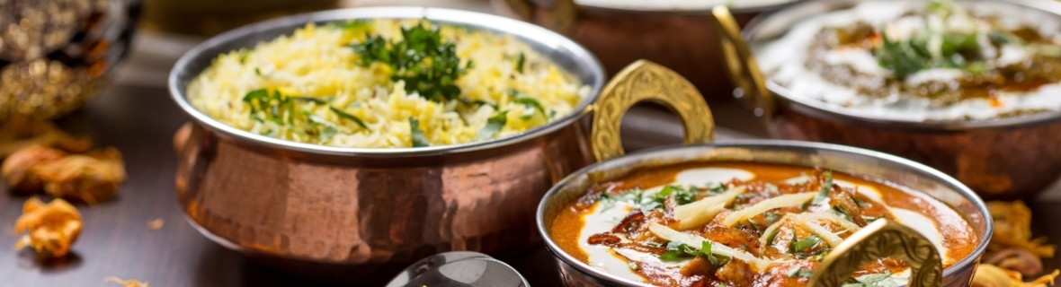 Indian delivery spots in downtown Toronto