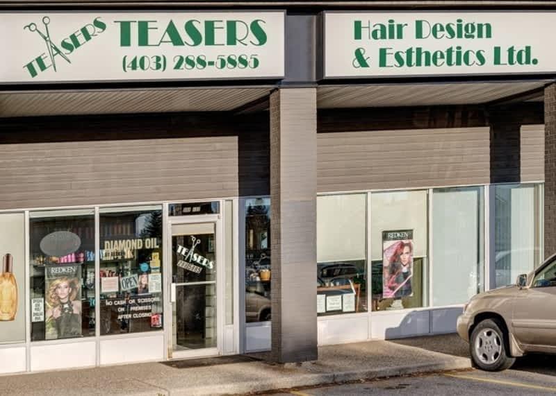 photo Teasers Hair Design & Esthetics Ltd
