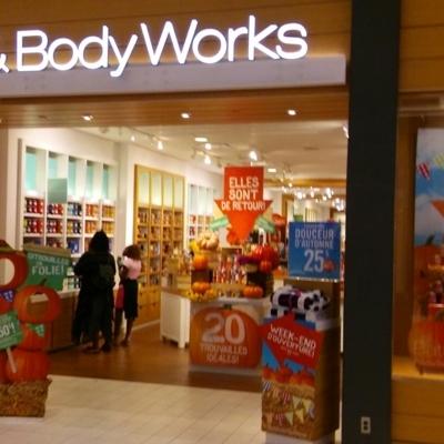 Bath & Body Works - Parfumeries et magasins de produits de beauté - 450-653-6444