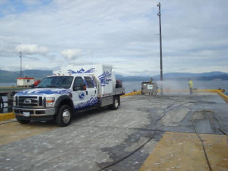 photo Pacific Coast Power Washing Ltd