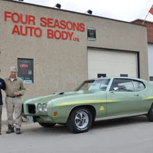 Four Seasons Auto >> Four Seasons Autobody Opening Hours 309 Stanley St
