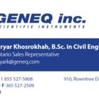 Voir le profil de G E N E Q Inc - Alliston