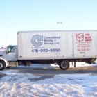 Consolidated Moving & Storage Ltd - Déménagement et entreposage - 416-922-9595