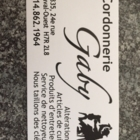 Cordonnerie Gaby - Shoe Repair - 514-862-1964
