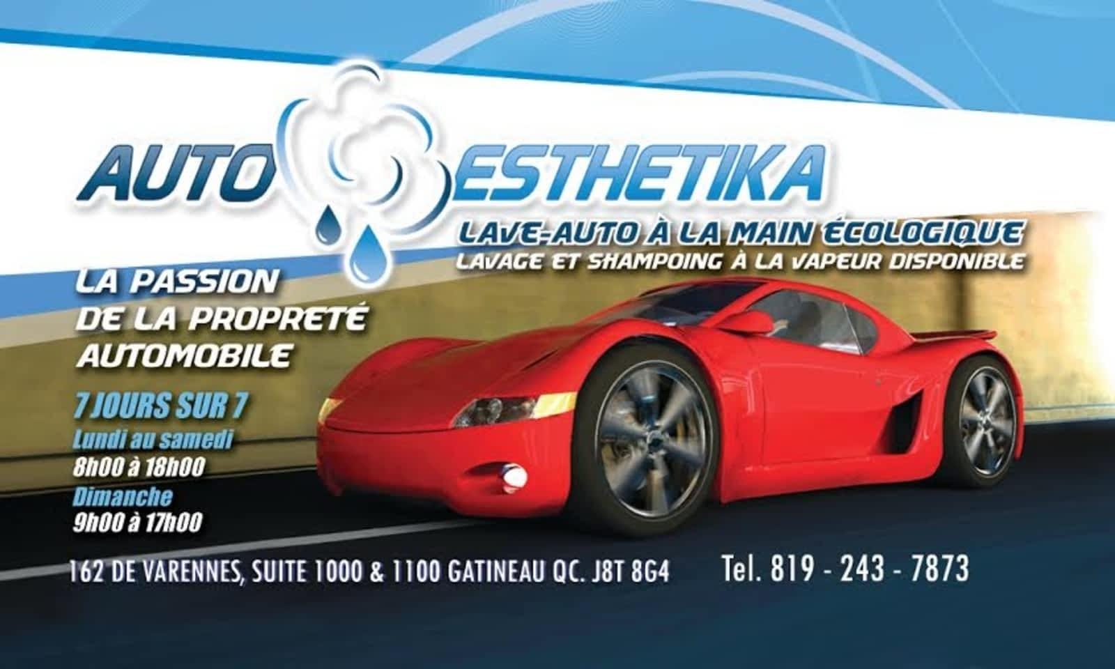 Lave Auto Esthetika