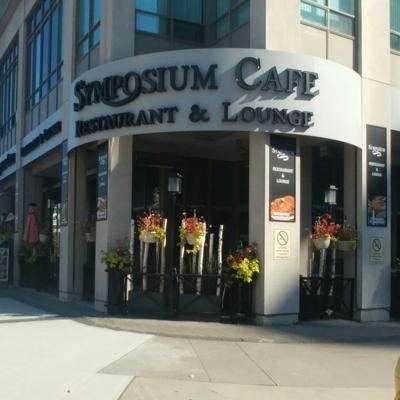 Symposium Cafe Restaurant & Lounge - Steakhouses