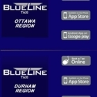Blue Line Taxi - Taxis