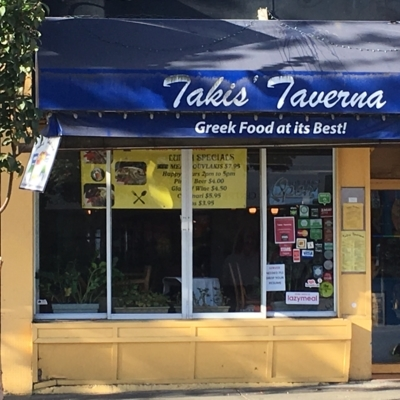 Takis Taverna - Greek Restaurants