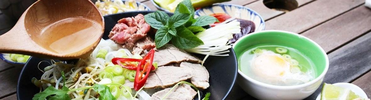 Top Vietnamese restaurants in Edmonton