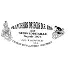 Planchers de Bois D R Enr - Logo