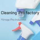 Cleaning Pro Factory Inc - Nettoyage résidentiel, commercial et industriel