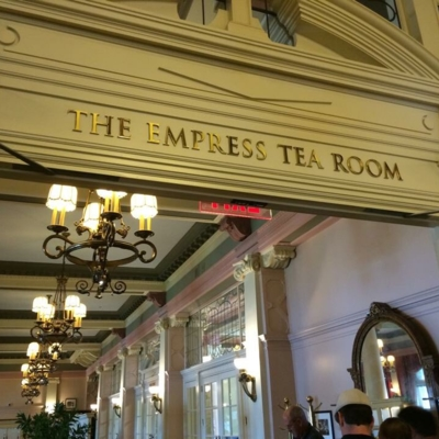 The Empress Room - Hotels - 250-995-3615