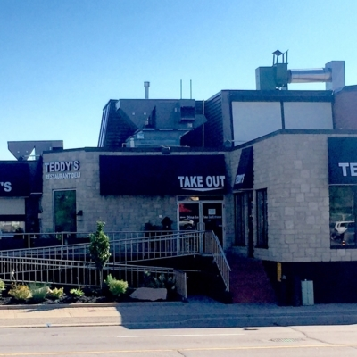 Teddy's Restaurant & Deli - Burger Restaurants