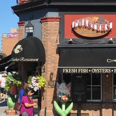 The Fish Market - Restaurants - 613-241-5540