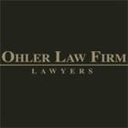 Ohler John G - Lawyers