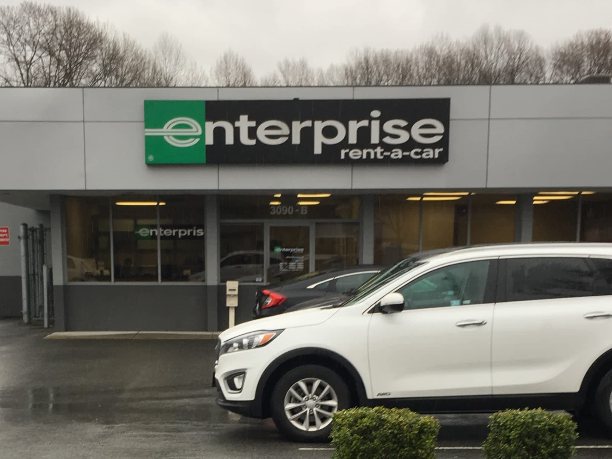 Enterprise Car Rental In Saskatoon