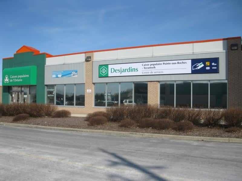 Caisse desjardins windsor on 13470 tecumseh st e for Caisse de jardin