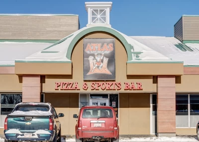 photo Atlas Pizza & Sports Bar